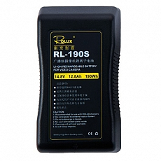 rolux-rl-190s-190wh-li-ion-rechargeable-battery-sony-v-mount-for-video-camera-1944
